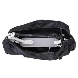 Сумка для переноски для Xiaomi скутер Mijia M365 рюкзак велосипед сумка для хранения 110 * 45 * 50 см портативный Оксфорд ткань электрические скутеры от