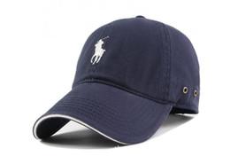 Wholesale mens designer hats caps - Luxury Brand fitted Baseball Golf Cap for Men Designer snapback hat Women sports hip hop fitted sun hats bone gorras cheap mens Casquette