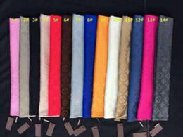 Wholesale Plain Cotton Tops - Top qualtiy cotton Luxury Brand Scarf women long Scarves fashion Design Scarf women Shawls Size 180x70cm B-0029