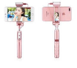 smallest mobile camera Promo Codes - Small Day Universal Self Timer Rod Vivo Apple 6splus Bluetooth Control Camera Artifact HUAWEI Mobile Self Card