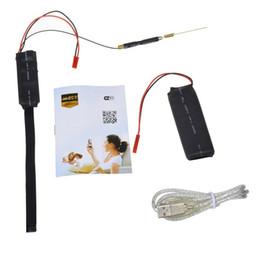 HD 1080P WIFI Cámara de red Módulo DIY Seguridad para el hogar 24H Monitor remoto Cámara de seguridad de red inalámbrica MINI DV Detección de movimiento desde fabricantes