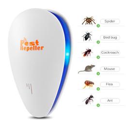 ltrasonic électronique répulsif antiparasitaire repousse les souris bugs de lit moustiques araignées répulsif pour les bureaux à domicile Pest Control Souris répulsif contre les ravageurs ? partir de fabricateur