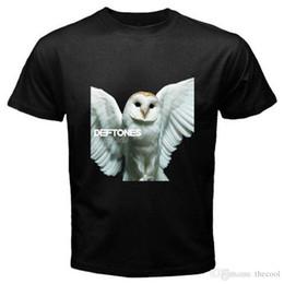 Nouveau DEFTONES * Tee shirt Homme Noir Diamond Eyes Rock Band Logo Taille S à 3XL ? partir de fabricateur