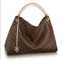 Bolsas de moda frete grátis on-line-Famosa marca Designer bolsas moda feminina sacos de sacos de luxo senhora PU bolsas de couro bolsa ombro tote feminino frete grátis