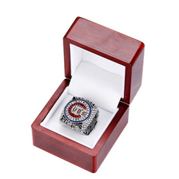 Wholesale baseball party plates - 2016 CHICAGO CUBS WORLD SERIES BASEBALL CHAMPIONSHIP RING RIZZO WITH 44 REPLICA RIING US SIZES BEST GIFT