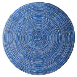 Wholesale Linen Coasters Wholesale - Home Mat Design Table Ramie Insulation Pad Round Placemats Linen Table Mats Kitchen Accessories Decoration Home Pad Coaster