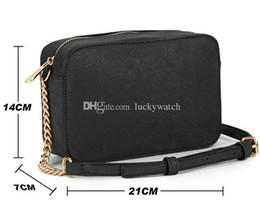 Wholesale Ribbon Tying - 2017 New Brand Women Letter Messenger Bag Shoulder Bag fashion chain bag women small package purse with Free shipping#1388 #66