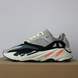 93ea856956c westtrainer Rabatt Best Calabasas 700 Läufer Kanye West Sneaker unten 700  Trainer 3M Material UV Light