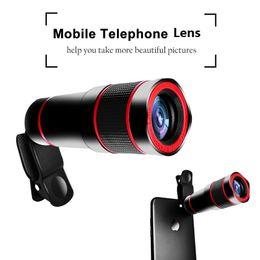 Téléphone mobile téléobjectif 14X Zoom optique télescope 4K HD caméra objectif de téléphone pour iPhone Samsung Huawei Xiaomi ? partir de fabricateur
