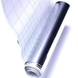 "Hojas de adhesivos espejados online-2017 Envío Gratis Precio Barato Chrome Espejo de Plata Vinilo Wrap Sticker Decal Film Sheet 6 ""X60"" 15 X 150 cm Car Styling"