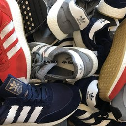 Wholesale Winter High Cut Running Shoes - 2017 Original Iniki Runner Boost Iniki Retro Mens Running Shoes OG London Iniki Sneakers high quality sports shoes US 5-11 Hot sale online