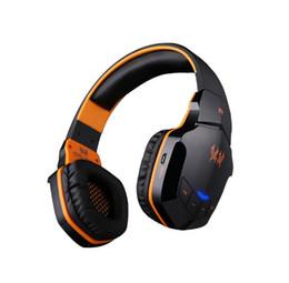 ordinateur de transmission Promotion KOTION EACH B3505 Casque stéréo Bluetooth avec microphone Clear Voice Transmission Headphone pour Iphone X Ordinateurs Jeu Ecoute Musique