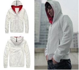 Wholesale Desmond Miles Cosplay - Assassins Creed Desmond Miles Coat Cosplay Costume Hoodie