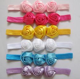 2019 rose hairband Beau 3 roses bandeau bandeau fleur chapeaux cadeau de noël mignon rose bandeau livraison gratuite chute rose hairband pas cher