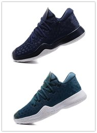 Wholesale Rubber Band Store - 2018 Fashion Harden Vol 2 Basketball Shoes Online Store new tumbled leather full-length Boost Sports training Sneakers Running Sport Boots