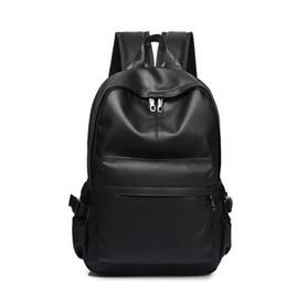 2020 borsa uomo britannico 2018 nuovi uomini zaino casual giovani studenti universitari sacchetto di scuola moda maschile in stile britannico grande zaino borsa uomo britannico economici