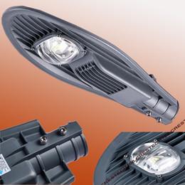2019 lampadaires post 100W hight lumens Nouvel éclairage de rue à LED 6000 6500K Poteau de mur étanche IP65 Yard Light Lights lampadaires lampadaires post pas cher