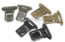 Wholesale 15mm Rails - OPS-CORE Goggle Swivel Clips side rails goggles helmet buckle (15mm)