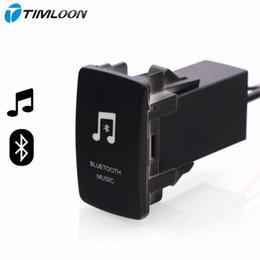 Crv bluetooth online-Auto Bluetooth Musik Adapter Modul Panel Installation AUX Ausgang Verwendung für Honda, Civic, Spirior, CRV, Fit Jazz, Stadt, Accord, Odyssey