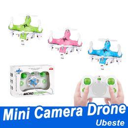 Mini Rc Helicóptero Avión Quadcopter 2.4G 4CH drones de 4 ejes aviones mini drone con cámara para niños regalo de juguete desde fabricantes