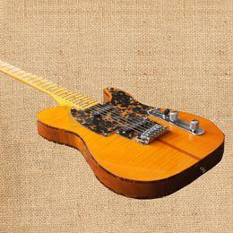 2019 tl acero chitarra Spedizione gratuita Chitarra elettrica TL Il produttore di chitarra principe diretto può fare per ordinare sconti tl acero chitarra