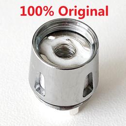 Wholesale Core Engines - 100% Original TFV8 Baby Coil Head Replacment T8 X4 T6 Q2 M2 Beast Coil Engine Core for H PRIV Mini 50w Kit