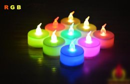 Одноместный Многоцветный Доступен Поворотный Электронный Ночной Свет Украшение Комнаты Рождество Свадьба СВЕТОДИОДНЫЕ Свечи Чай cheap swivel night light от Поставщики поворотный ночник