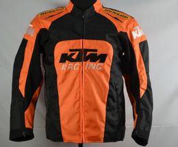 Motos de motos online-Líder de ventas! Moto GP Chaqueta de motocicleta Moto Veste para KTM Team Green Motocross Rally Chaqueta protectora