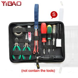 Kleinteile taschen online-PT-N027-2 Small Parts Bag Folding Toolkit Repair Kits Tool Bag