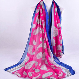 Canada Nouveau Printemps Foulard En Soie Châle Accessoires De Mode Femmes Musulmanes Dames De Mode Imprimé Doux Châle Wraps Longue Écharpe Foulards cheap scarf fashion for muslim women Offre