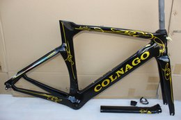 Wholesale Colnago Road Bicycle - 2018 NEW colnago concept T1000 UD carbon full carbon road bike frame racing bicycle frameset size XXS XS S M L XL made in taiwan frames