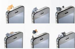 Kedi Toz Fiş Sevimli Peynir Kediler 3.5mm Anti Toz Kulaklık iphone Samsung Huawei cep telefonu Için Yeni Jack Fiş Kap Evrensel nereden