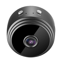 2020 gravador de vídeo micro sem fio A9 Wifi Mini Camera Wireless Home Security Camera WiFi P2P Micro Camcorder Video Recorder Suporte Remoto gravador de vídeo micro sem fio barato