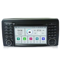 """Pantalla mercedes benz online-COIKA 7 """"Quad Core Android 9.0 Unidad de coche principal Reproductor de DVD para Mercedes-Benz W251 R280 R300 R350 R350 R500 GPS Radio Navi WIFI 4G BT"""