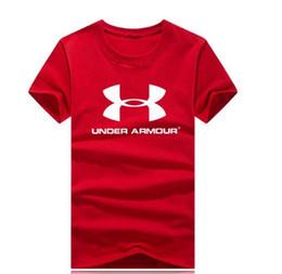 mejores impresiones de camiseta Rebajas Moda de lujo mejor envío marca diseñador camiseta Hip Hop blanco para hombre ropa Casual camisetas para hombres con letras impresas camiseta