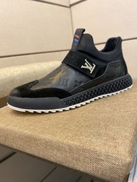 2020 scarpe di fascia alta per gli uomini 2020U limitato uomini bassi in pelle di lusso dell'edizione di aiuto comode scarpe casual, scarpe sportive all'aperto di fascia alta moda, dimensioni: 38-45 scarpe di fascia alta per gli uomini economici