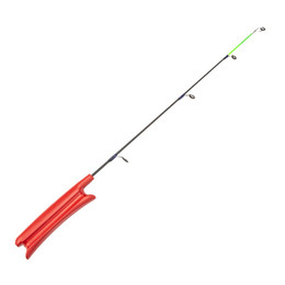 Winter Ice Fishing Combo, Lightweight Fishing Rod and Reel Combos Set for Saltwater and Freshwater Ultra Light Fish Fishing Rods Poles