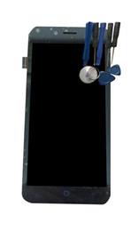 2019 tela lcd fpc BINYEAE Para BPI5042AHD-FPC-A Display LCD Com Touch Screen Digitador Assembléia Substituição Com Ferramentas tela lcd fpc barato