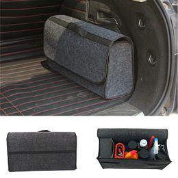 Soporte para coche plegable del tronco de arranque Organizador de almacenamiento p bolsa de viaje ordenado Box desde fabricantes
