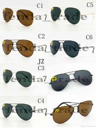 2c0a00c75c Marca envío gratis VENTA CALIENTE de lujo de verano GOGGLE hombre UV400  protección gafas de sol de cristal Moda hombres mujeres gafas de sol unisex  vidrio ...