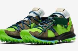 2019 деревянная обувь Zoom Terra Kiger 5 мода зеленый черный розовый WMNS белый металлический Серебряный Парус безопасности оранжевый Мужчины Женщины открытый обувь 5-11