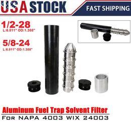 2019 filtro do ventilador EUA Stock 1 / 2-28 ou 5 / 8-24 urbine Fan Cups Filtro de combustível Para NaPa 4003 WIX 24003 OD: 1.338