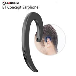 JAKCOM ET Non In Ear Concept Наушники Горячая распродажа в наушниках от Поставщики продажа золотых наушников