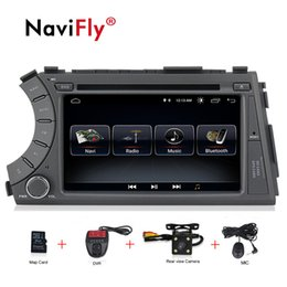 car gps free map wifi Promo Codes - New! 2DIN Android 8.1 Quad Core Car dvd GPS Navigation for ssangyong Kyron Actyon Radio Stereo dvd player RDS BT WIFI free map