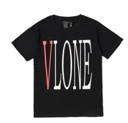 Designer v neck camiseta on-line-Mens Camisetas Big V letras soltas Designer de Verão Tees O-pescoço Tops de Manga Curta