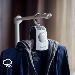 Портативная быстрая сушка вешалка для одежды сушилка для белья бытовая небольшой складной энергосберегающий логотип от