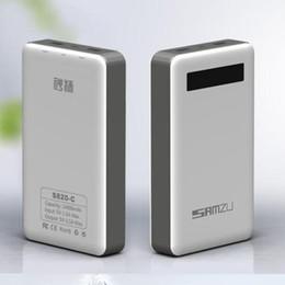 Compact et léger style coloré couleur portable style charge bao en plastique produits métalliques à faible coût logistique de vente pack ? partir de fabricateur