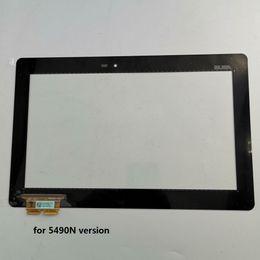 Asus panel pc online-10.1 pollici per Asus Transformer Book T100 T100TA Touch Screen Digitizer Vetro Sensor 5490N FPC-1 JA-DA5490NB Tablet Pc Panel