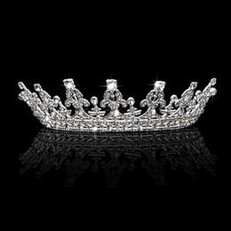 Deutschland Trendy Brautfrauen Stirnband Crown Tiaras Hochzeit Festzug Prom Haarschmuck Versorgung