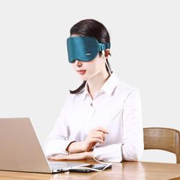 Massaggiatore di calore online-Originale Xiaomi Youpin PMA grafene Terapia riscaldata Benda Eye Massager Fatica Relief sonno Viaggi regalo 3006134 prodotto sano